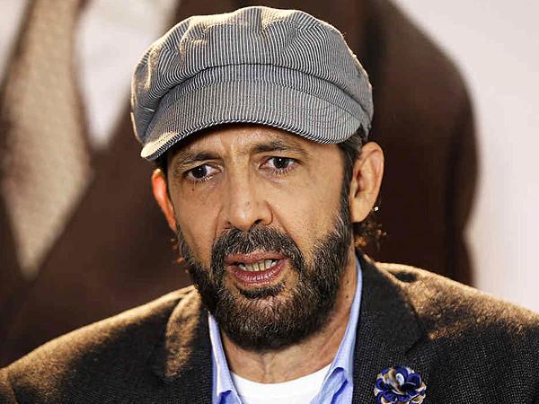 Juan Luis Guerra.