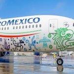 Aeroméxico reinicia sus operaciones comerciales a República Dominicana