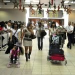 En apenas 12 días cerca de 50 mil pasajeros se han movilizado por aeropuertos operados por AERODOM