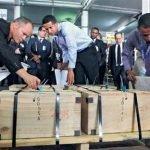 La empresa Barrick Gold, Pueblo Viejo exporta oro dominicano a EE.UU.