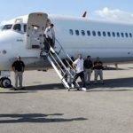 Estados Unidos deporta 78 ex -convictosa dominicanos tras cumplir condenas en ese país.