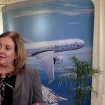 La directora corporativa de comunicaciones de  American Airlines, Martha Patín,  renuncia al cargo.