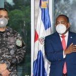Departamento Aeroportuario y la Policia Nacional firman alianza estrategica