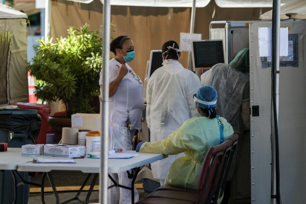 Salud reporta cinco muertes por COVID-19 y 619 casos confirmados