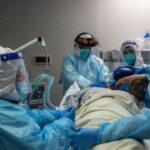 Salud Publica reportó este jueves en república Dominicana 1,104 nuevos contagios de Covid-19, sin fallecidos