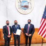 Cámara de Representantes de Massachusetts,EEUU, reconoce Víctor Pichardo, director del Departamento Aeroportuario