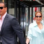 El ex -pelotero de Grandes Ligas, Alex Rodriguez llega a RD para reecontrarse con su novia Jennifer López
