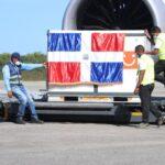 Llega a República Dominicana lote de 500 mil vacuna china Sinovac