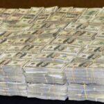 Confiscan en el ferry en Puerto Rico más de un millon de dólares sin declarar que venia a Santo Domingo