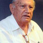 Murió la tarde de este sábado el reconocido escritor dominicano Marcio Veloz Maggiolo