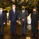 Embajador dominicano en Cuba presentó sus cartas credenciales diplomáticas