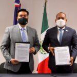 Departamento Aeroportuario y universidad mexicana firman convenio  de colaboración y Cooperación