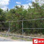 Aerodom aclara verja ciclónica que proteje el perimetro del AILA fue reparada