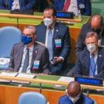 Presidente Abinader participa en apertura del debate general en la ONU
