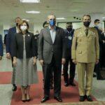 El Presidente Luis Abinader  viaja a Panamá